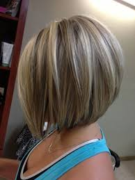 bob hair with high lights and lowlights blonde bob with dark low lights pretty color by kimara