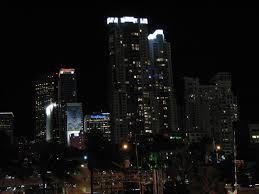 imagenes miami de noche bonao internacional el downtown de miami florida captado en el