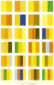 yellow color combination yellow tone color schemes color combinations color palettes for