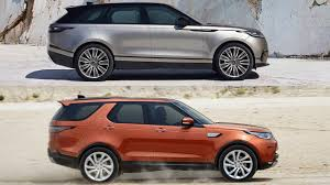 land rover car discovery 2018 range rover velar vs 2017 land rover discovery youtube