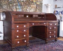 Small Roll Top Desks by Small Roll Top Desk Antique Decorative Desk Decoration