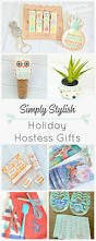 hostess gifts for the holidays simple stylish and unique