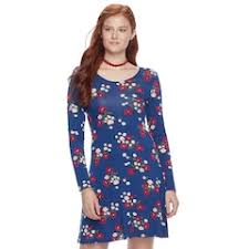 juniors blue dresses clothing kohl u0027s