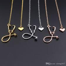 wholesale love necklace images Wholesale 2017 new fashion medical jewelry alloy i love you heart jpg