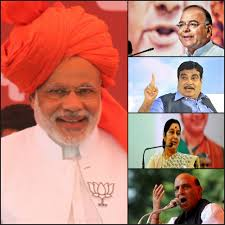 Latest Cabinet Ministers Narendra Modi Announces List Of Cabinet Ministers With Portfolios