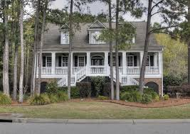 Lowcountry Homes 3227 Sand Marsh Lane Lowcountry Home In Hamlin Plantation The