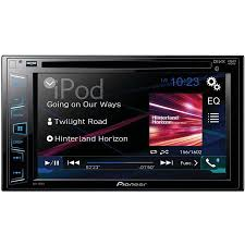 pioneer in dash stereos