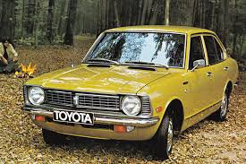 toyota corolla second toyota corolla the s best selling car celebrates its 50th