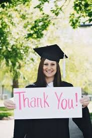 thank you cards for graduation lettered grad graduation thank you cards graduation thank