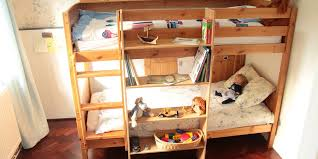 Bed Shelf Bunk Bed Shelf And Library U2014 Best Home Decor Ideas Very Stylish
