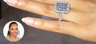 ring engaged lozada and carl engaged