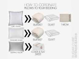 sugar cube interior basics how to stage your bed like a professional