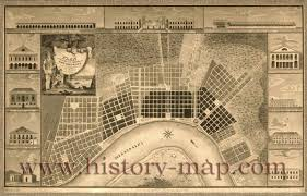 City Map Of New Orleans by Of New Orleans
