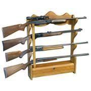 American Furniture Classics Gun Cabinet by 4 Gun Pine Wall Rack Hang Locking Bar Storage Shotgun Cabinet