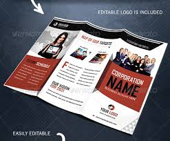 creative brochure templates u2013 31 free pdf psd ai vector eps