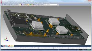 pcb design software 3d layout pcb design solution mentor graphics