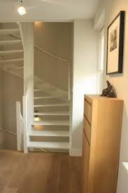 Small Space Stairs - clerkenwell roof extension renovation contemporary staircase