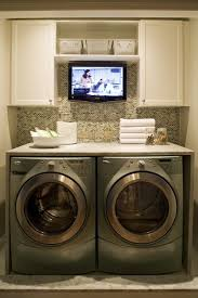 Decorated Laundry Rooms Small Space Laundry Room Ideas Four Generations One Roof