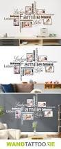 Schlafzimmerm El Zusammenstellen 23 Besten Wandtattoo Fotorahmen Familienfotos Urlaubsbilder