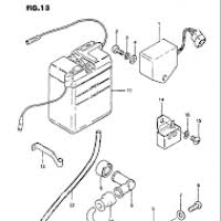 wiring diagram yamaha 125z yondo tech