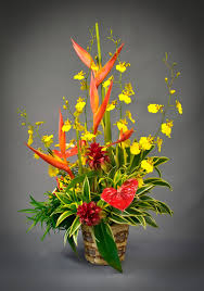 flowers arrangements tropical flowers arrangements leis puna ohana flowers