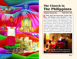 History Of The Filipino Flag My First History Of The Church Sons Of Holy Mary Immaculate