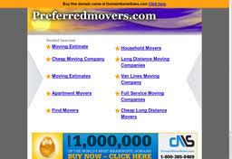 preferred movers crossville tn preferred movers inc in crossville tn 931 788 2402