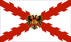 Spain Flag 2014 Image Flag Of New Spain Pmiii Png Alternative History Fandom