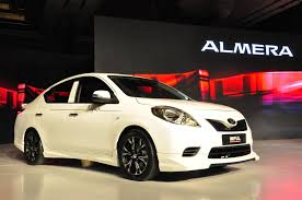 nissan almera 2012 nissan almera officially launched by etcm