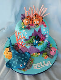 Edible Cake Decorating Paper 24 Of The Best Disney Cake Ideas Ever Disney Cakes Nemo Cake