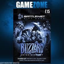 battlenet prepaid card battle net gift card key 15 gbp pounds uk battle net blizzard