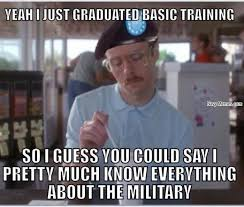 Training Meme - basic training to everything navy memes clean mandatory fun