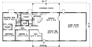 4 bedroom 1 story house plans single story 5 bedroom house plans trend 3 one story 3 bedroom 2