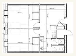 Lincoln Memorial Floor Plan Robert E Knoll Residential Center University Housing