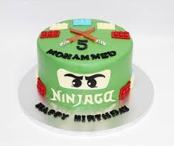 ninjago cake birthday cakes cake bakery in dubai