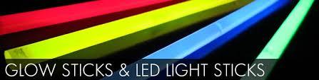 glow sticks glow sticks and led light sticks glowproducts