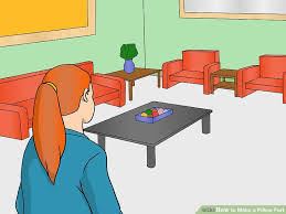 How To Make An Armchair 4 Ways To Make A Pillow Fort Wikihow