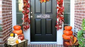 2017 fall porch decorating ideas youtube