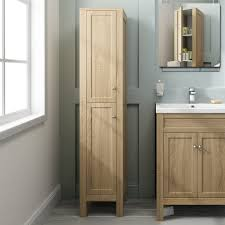 Oak Bathroom Cabinets by Oak Bathroom Furniture Yunnafurnitures Com