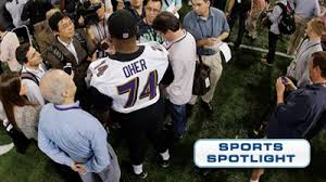 Mike Oher Blind Side Ravens Tackle Michael Oher U0027tired U0027 Of Being Asked About U0027the Blind