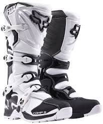 mx boots fox wear fox comp 5 mx boots motocross white fox pullover