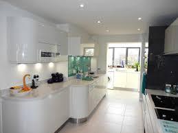 Contemporary Kitchen Design Ideas Contemporary White Kitchens Caruba Info