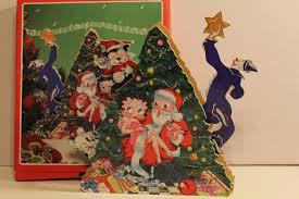 betty boop home decor betty boop musical wooden christmas decoration u2013 purpose thrift