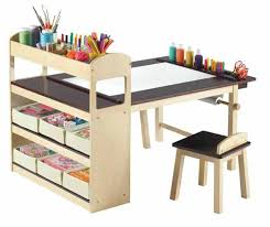 kids table with storage 15 kids art tables and desks for little picassos home design lover