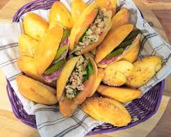 navette cuisine navettes petits pains pour sandwich je cuisine créole