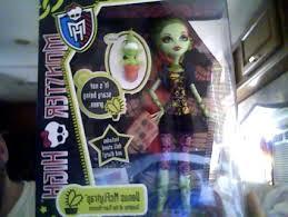 free monster dolls venus mcflytrap monster dolls