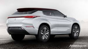 mitsubishi expander giias mitsubishi gt phev concept ready to be displayed on the paris auto