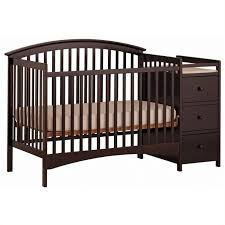 Espresso Baby Crib by Pemberly Row Cribs On Sale Sears