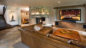 reclaimed barn wood basement rustic with reclaimed stairs
