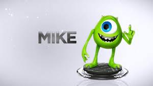 disney infinity monsters university mike wazowski